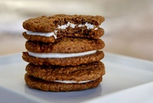 Recipes - cookies, bars & treats / by Micaela Torregrosa-Mahoney
