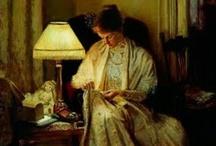 Stay At Home Daughterhood / by Moriah Miller