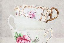 {tea party} / by Natasha Henney