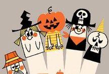Halloween Stuff / by Jennifer Panepinto