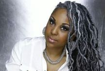 Locs / Loc'd styles for natural hair / by Jean F.