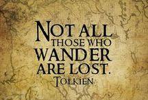 Literature [J.R.R. Tolkien] / by Moriah Miller