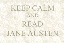 Literature [Jane Austen] / by Moriah Miller