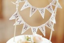 Gettin' Hitched / ideas/inspiration for my wedding in June 2015. / by Emma Walton