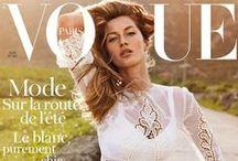 Vogue. / by Kelley Heinss