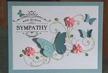 Card - Sympathy / by Diane Lyon