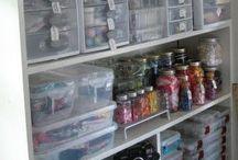 Simple Storage Solutions / Get Organized! / by Jennifer Lamb