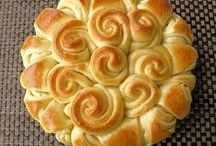 Breads, Pizza & Savoury Pastries / by Tania at Zenses Holistic Therapies