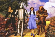 Wizard Of Oz / You have no power here! Begone, before somebody drops a house on you, too!  / by Pat Rowley