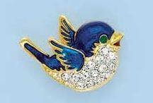 When Birds Fly / Bird Pins! / by AmeriMark®
