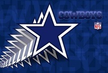 Cowboys Football! / by Jo Blankenship