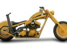 Tough Rides / by Carter Machinery