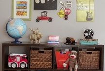 Kids Rooms / inspiration for my kids rooms / by Miranda Raymond