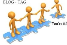 Blog Tag - You're It / by Corinne Rodrigues