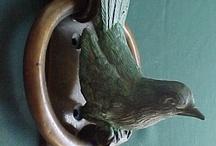 Entre vous ... doorways, knobs, knockers, windows / by Tisha Hudson