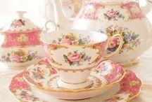 All Things Tea / by Connie Rhodes