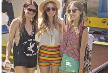 Coachella Outfits and Beauty / What to wear to Coachella  and how to stay pretty - beauty tricks for coachella / by Nubry