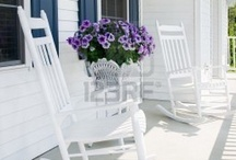 Porches / Patios / Outdoor Living / by Connie Rhodes