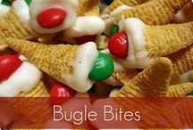Holiday Goodies / Treats for the holidays! / by Paula S