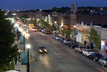Neighborhoods in St. Louis / From eclectic boutiques and signature cuisine to exciting nightlife and live entertainment, each neighborhood has a unique character and style that adds something special to the regional patchwork of our city. / by Explore St. Louis