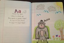 Preschool activities / by Jennifer Brunst Willaman