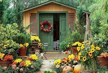 loving the outdoors / by Margie DeArmon