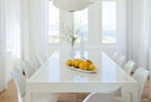 Dining Room - Minimalism / by Small Things