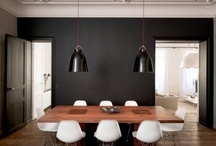 Minimal Dining Rooms - Less is more! / by Small Things