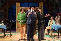 """The Cocoanuts (2014) / """"The Cocoanuts,"""" a Marx Brothers musical with music & lyrics by Irving Berlin book by George S. Kaufman, and adapted by Mark Bedard, opens Feb. 22 and runs through Nov. 2 at The Oregon Shakespeare Festival. / by Oregon Shakespeare Festival"""