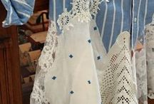 upcycled clothing / by Nannette Holmberg