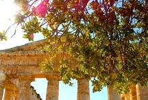 The Islands of Italy / Sicily, Sardinia, Elba, Capri, & Ischia / by Angela Allyn