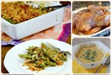Fall Food/Thanksgiving / by Lisa Leake | 100 Days of Real Food