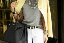 Fashion / by Courtney Stumpo