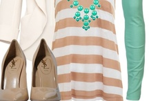 Outfits / by Tressa Renae