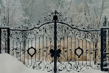 Amazing DOORS,GATES,Entryways,Arches / by Laura Marec