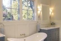 Bathroom Ideas / by Jennifer Ducey