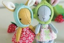 Softies I Love / by Nittens & Patches