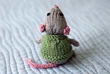Knitting & Crocheting / by Nittens & Patches