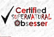 Supernatural: Random / Anything miscellaneous such as Keep Calm, e-cards, funnies, silliness, quotes, fandom comments etc about Supernatural and the fandom. / by Sylvia Hientz