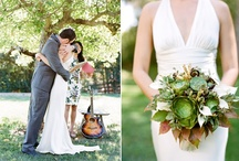NLC: Real Brides, Real Bouquets / From NLC Designs - bouquets and inspirations. / by Nancy Liu Chin