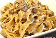 Recipes / by Jenna D' Alessandro