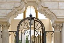 Garden Gate / by The Hummingbird Garden Diva