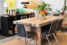 Dining Room / by Stephanee Newman
