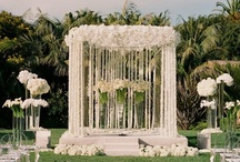 Wedding: Chuppah and Canopy / by Nancy Liu Chin
