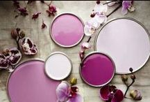 i am the color of the year (radiant orchid) / by Michael Wurm, Jr. | inspiredbycharm.com