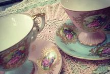 Tea Party, Tea for Two, Tea Parties for Children / by Tracy Dyer