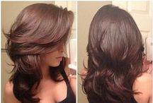 hair / by Jeannine O'Neil