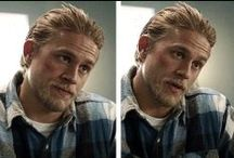 Charrlie Hunnam-Sons of Anarchy / by Gwen-Timmons Ohman