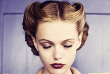 Makeup & Hair / by Erica Miller (Holz)