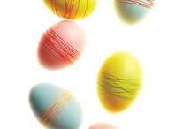 HOLIDAY   Easter / the real easter, easter basket/gift ideas and decor / by Sara Zaugg